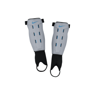 Nike Charge Shinpads  Grey/blue
