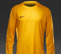 Park Goalie II Jersey University Gold JUNIOR