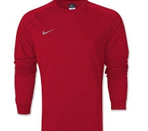 Park Goalie II Jersey University Red