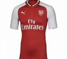 Arsenal Authentic Home Shirt 17/18