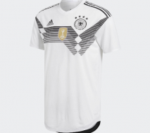 Germany Men's Home Jersey 17/18