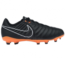 Nike Jr Legend 7 Academy FG Black/Orange