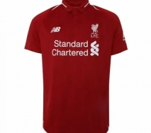 Liverpool Youth Home Jersey 18/19