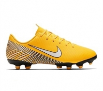 Nike Jr Mercurial Vapor FG Neymar Jr Yellow