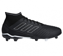 Adidas Predator 18.3 FG Jr Black/White