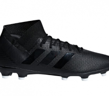 Adidas Nemeziz 18.3 FG Jr Black/White