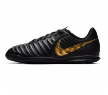 Nike Jr Legend 7 Club IC Black/Gold