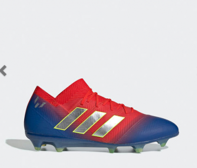 Adidas Nemeziz Messi 18.1 FG Red/Silver/Blue
