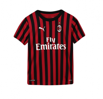 AC Milan Youth Home Jersey 19/20