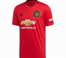 Manchester United Youth Home Jersey 19/20