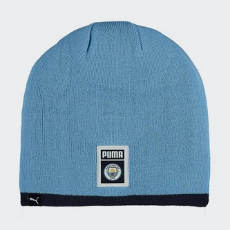 Puma Manchester City Reversible Beanie 19/20