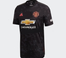 Manchester United Youth Third Jersey 19/20