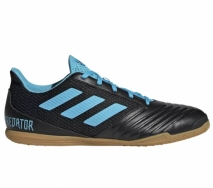 Adidas Predator 19.4 IN Sala Jr Black/Cyan