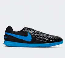 Nike Legend 8 Club IC Black/Blue