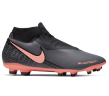 Nike Phantom VSN Academy DF FG Dark Grey/Bright Mango