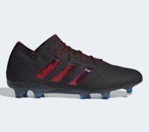 Adidas Nemeziz 18.1 FG Black/Blue/Red