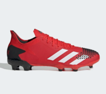 Adidas Predator 20.2 FG Black/Red