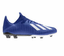 Adidas X 19.3 FG Royal/White