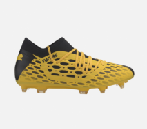 Puma Future 5.3 Netfit FG Black/Yellow