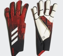 Adidas Predator 20 Pro Gloves Black/Red