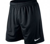 Nike Men's Park Knit Shorts Black