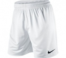 Nike Men's Park Knit Shorts White
