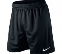 Nike Youth Park Knit Shorts Black