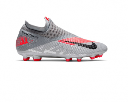 Nike Phantom Vision 2 Academy DF FG Grey/Black