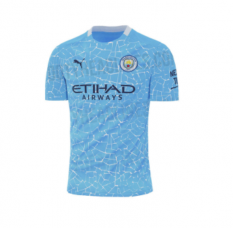 Manchester City Men's Home Jersey 20/21