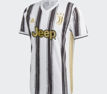 Adidas Youth Juventus Home Jersey 20/21
