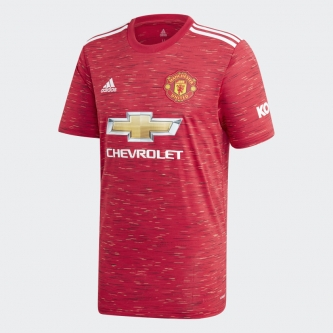 Adidas Men's Manchester United Home Jersey 20/21