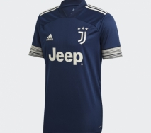 Adidas Youth Juventus Away Jersey 20/21