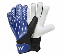 Adidas Predator GL Training Gloves Jr Blue/White