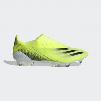 Adidas X Ghosted.1 FG Yellow/White/Black
