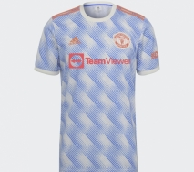 Adidas Manchester United Youth Away Jersey 21/22
