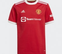 Adidas Men's Manchester United Home Jersey 21/22